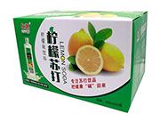 仁趣柠檬苏打苏打水400Ml箱装