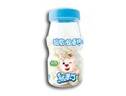 熊来了60g酸奶味咀嚼糖(蓝瓶)