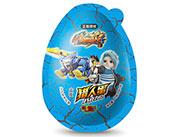 铠乐动漫猎人蛋蓝夜巧克力豆10g