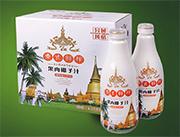7迹泰式生榨果肉椰汁1250ml