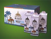 7迹泰式鲜榨椰子汁600ml
