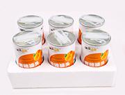 英姿果果黄桃罐头425g×6罐