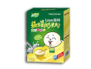 纯营养配方超呵益生菌奶米粉