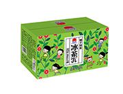 旭日升柚子绿茶500ml×15瓶