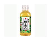 旭日升冰茶π柚子绿茶500ml