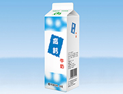 绿健高钙牛奶500g