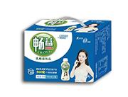 畅益100%乳酸菌饮品340ml×12瓶(蓝箱)