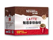 雀仕咖啡魅惑拿铁咖啡30克*30杯