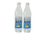 沌阳河柠檬味盐汽水饮料600ml