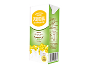 天食原味豆乳植物蛋白饮品250ml