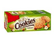 榛子饼干150g盒装