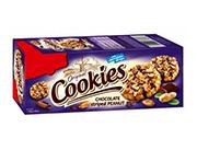 花生巧克力饼干135g