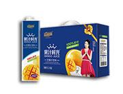 益和源果汁时光芒果汁饮料1L×4盒