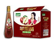 益和源苹果醋饮料828ml×8瓶