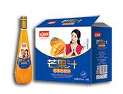 益和源芒果汁饮料828ml×8瓶