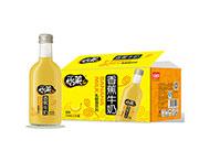 怡莱香蕉牛奶乳酸菌饮料330ml×15瓶