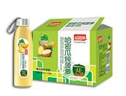 益和源哈密瓜炖菠萝汁420ml×12瓶