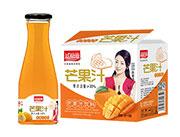 益和源大口芒果汁1L×6瓶