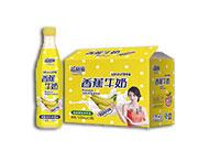 520ml香蕉牛奶