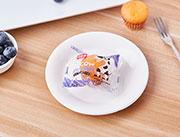 百家赞注心小蛋糕蓝莓味