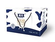 真纯纯牛奶250ml*10盒箱装