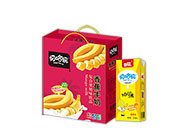 好梦奶哈妮香蕉牛奶复合果奶味饮品礼盒