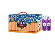 好梦野生蓝莓汁420ml礼盒