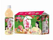 益和源C蜜桃果汁饮料500ml×15瓶