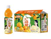 益和源C鲜橙果汁饮料500ml×15瓶