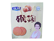 仕欣猴菇酥性饼干礼盒