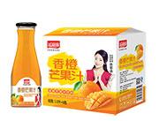 益和源香橙芒果汁1.5L×6瓶