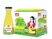 益和源密瓜菠萝汁1.5L×6瓶