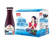 益和源蓝莓桑甚汁1.5L×6瓶