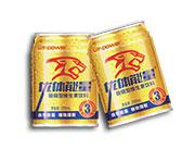 益和源金罐优体能量功能饮料