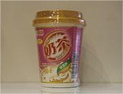 香妍精品奶茶草莓味80克