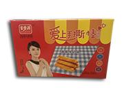 富香源爱上手撕棒香蕉牛奶味箱装