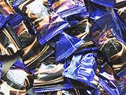 黑李子干巧克力散装称重