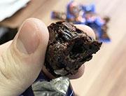 黑李子干巧克力