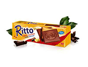 Ritto黑巧克力黄油饼干125g