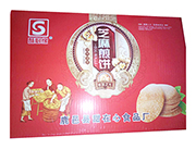 酥心缘芝麻煎饼称重箱装