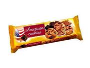 美国的巧克力饼干150g
