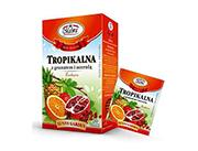 香橙石榴樱桃茶20×2g