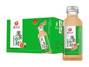 南街村果茶派�ξ麒周岳蚧ü�茶�料500mlx15瓶