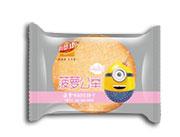 润德康菠萝公举菠萝味韧性饼干