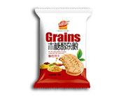 润德康木糖醇杂粮酥性饼干(红)
