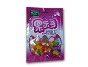 忆佳乐彩豆糖128克