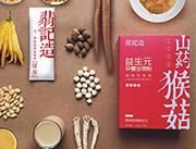 山药猴菇益生元早餐谷物粉展示
