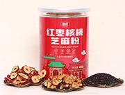 红枣核桃芝麻粉450g