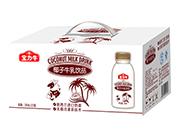 宝力牛椰子牛乳饮品280ml×15瓶礼盒