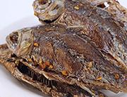 香酥鲫鱼细节实物图